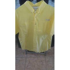 Camisa Nueva Marca Columbia De Caballero Talla L.