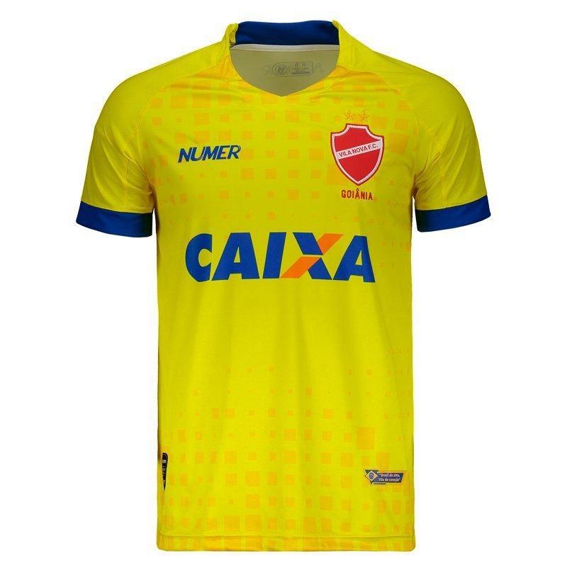 7480e7182 camisa numer vila nova iii 2019 goleiro. Carregando zoom.