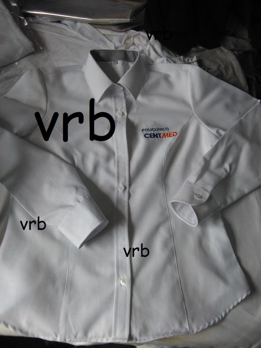 Camisa O Blusa Oxford Uniformes - S  28 3a220d14c4a8e