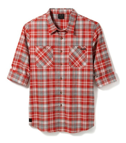 camisa oakley manga larga y corta de adulto casual mvd sport