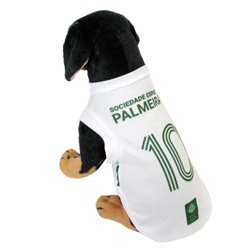 camisa oficial 2 do palmeiras para cães 2017 - egg
