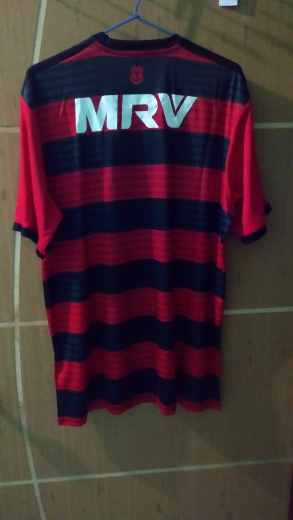 camisa oficial adidas flamengo 1. Carregando zoom. 3ff8445c7651f