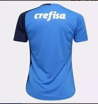 Camisa Oficial adidas Palmeiras Azul Iii - R  161 1eecdcf9803a6
