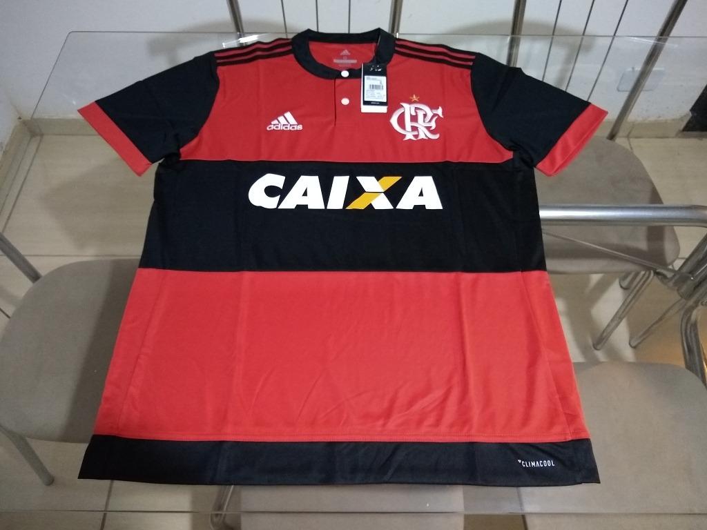 96a63446f4 camisa oficial adidas time futebol flamengo brasil. Carregando zoom.