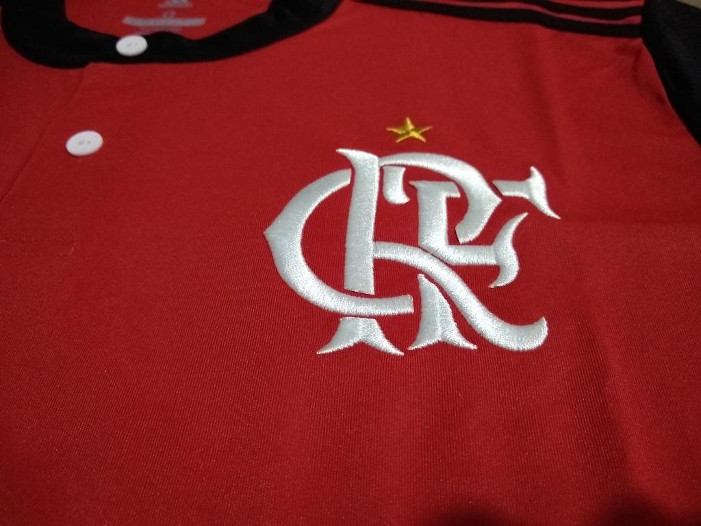 camisa oficial adidas time futebol flamengo brasil. Carregando zoom. d10b53c947596