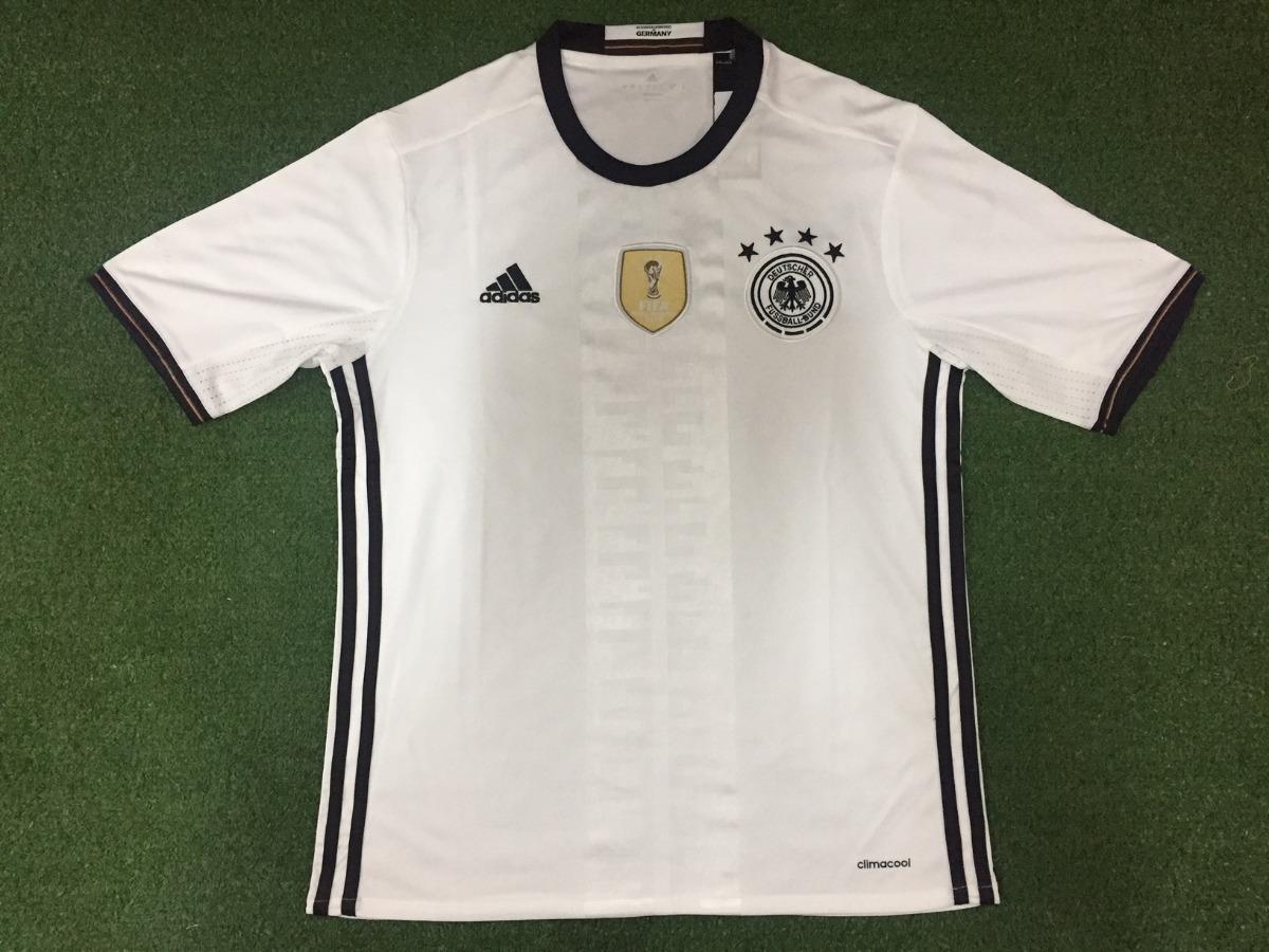 camisa oficial alemanha - modelo 1 - branca. Carregando zoom. 33c693ab74cf8