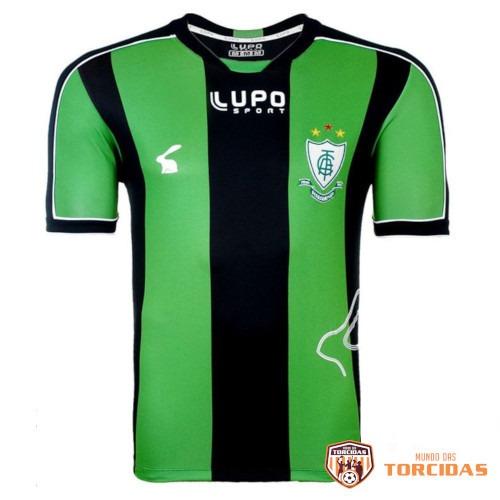 Camisa Oficial América Mg I 2015 - R  99 cc5c07b2643f3