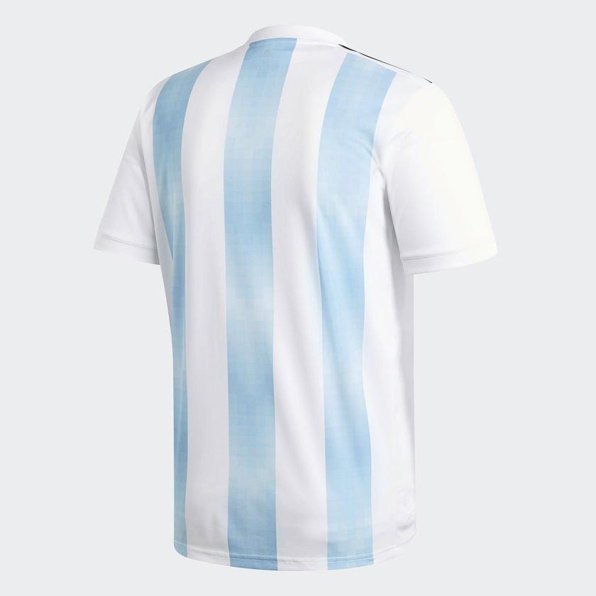 00acf8fd1f Camisa Oficial Argentina I adidas Bq9324 - Azul/branca - R$ 179,99 ...