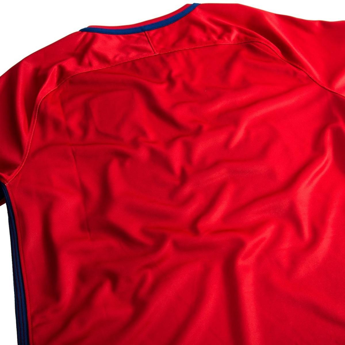 Camisa Oficial Atlético De Madrid Nike 2018 - Frete Grátis - R  179 ... 8740d11e33669