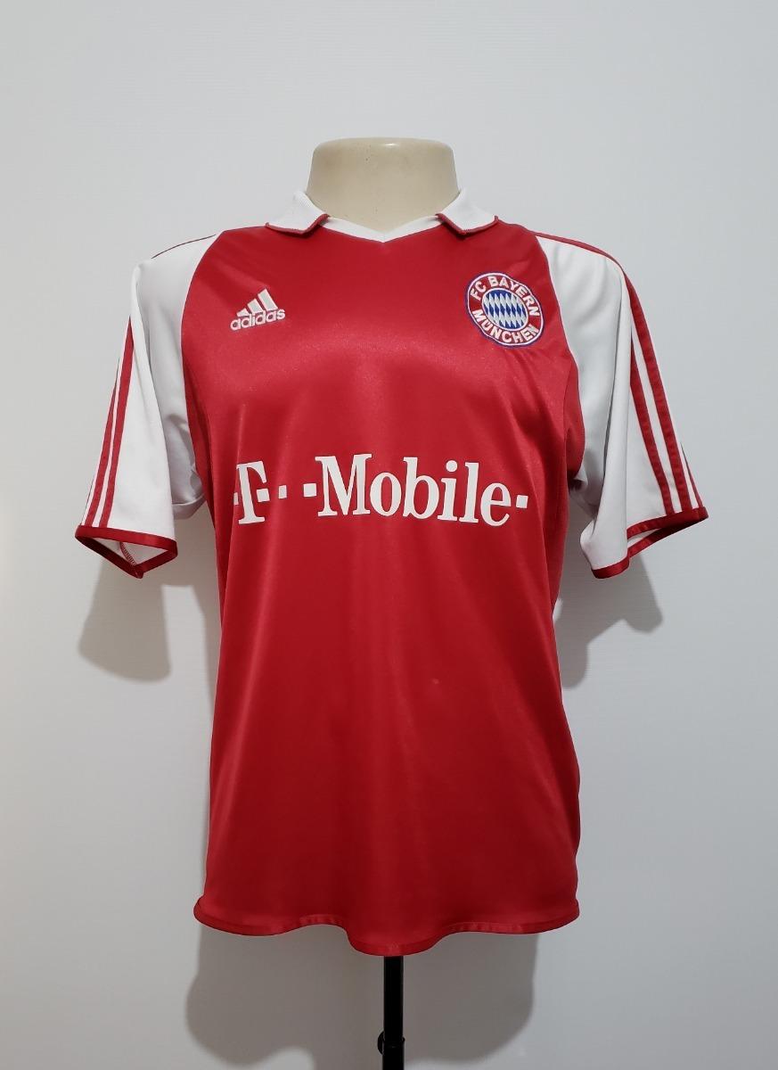 0d5c28fcdc camisa oficial bayern munique alemanha 2003 home adidas p. Carregando zoom.
