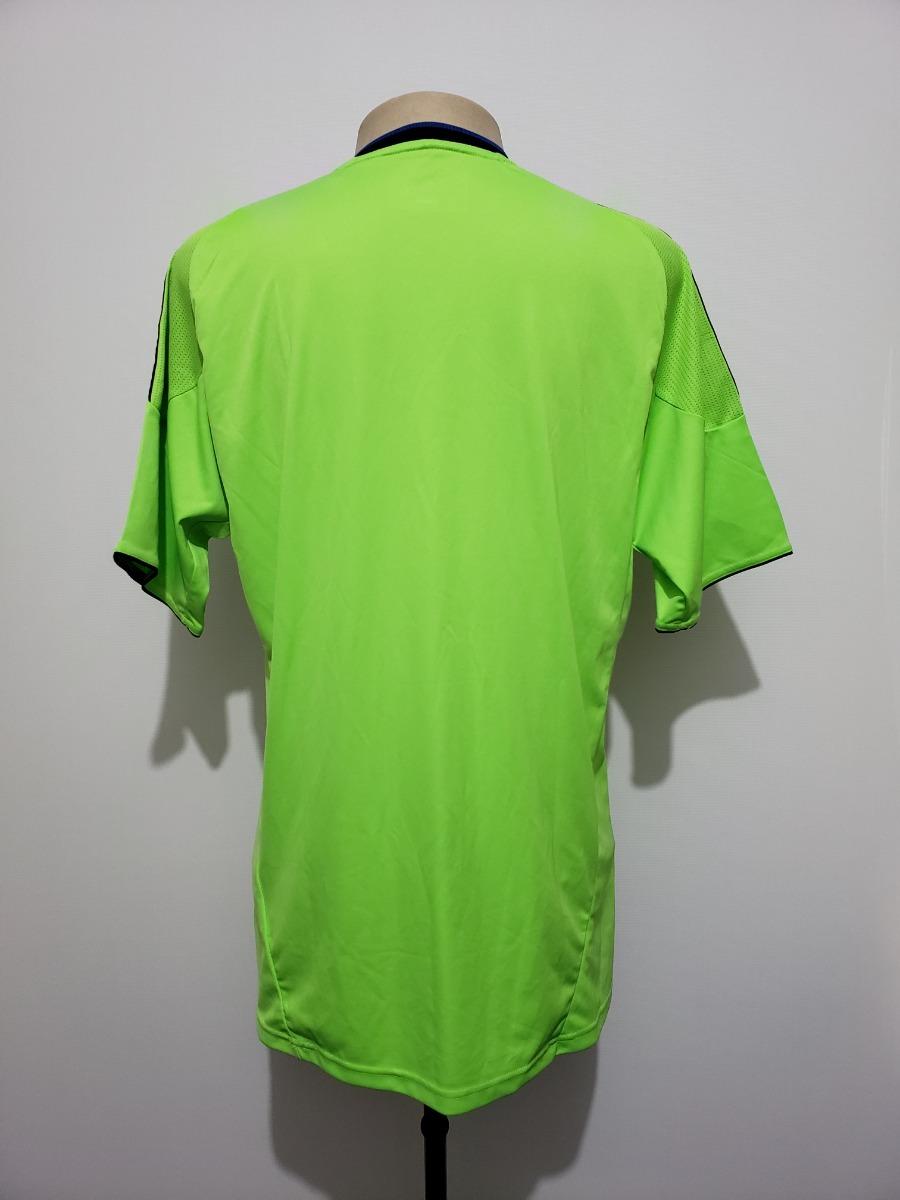 1dc6d5db70a87 camisa oficial chelsea inglaterra 2010 third adidas tam g. Carregando zoom.