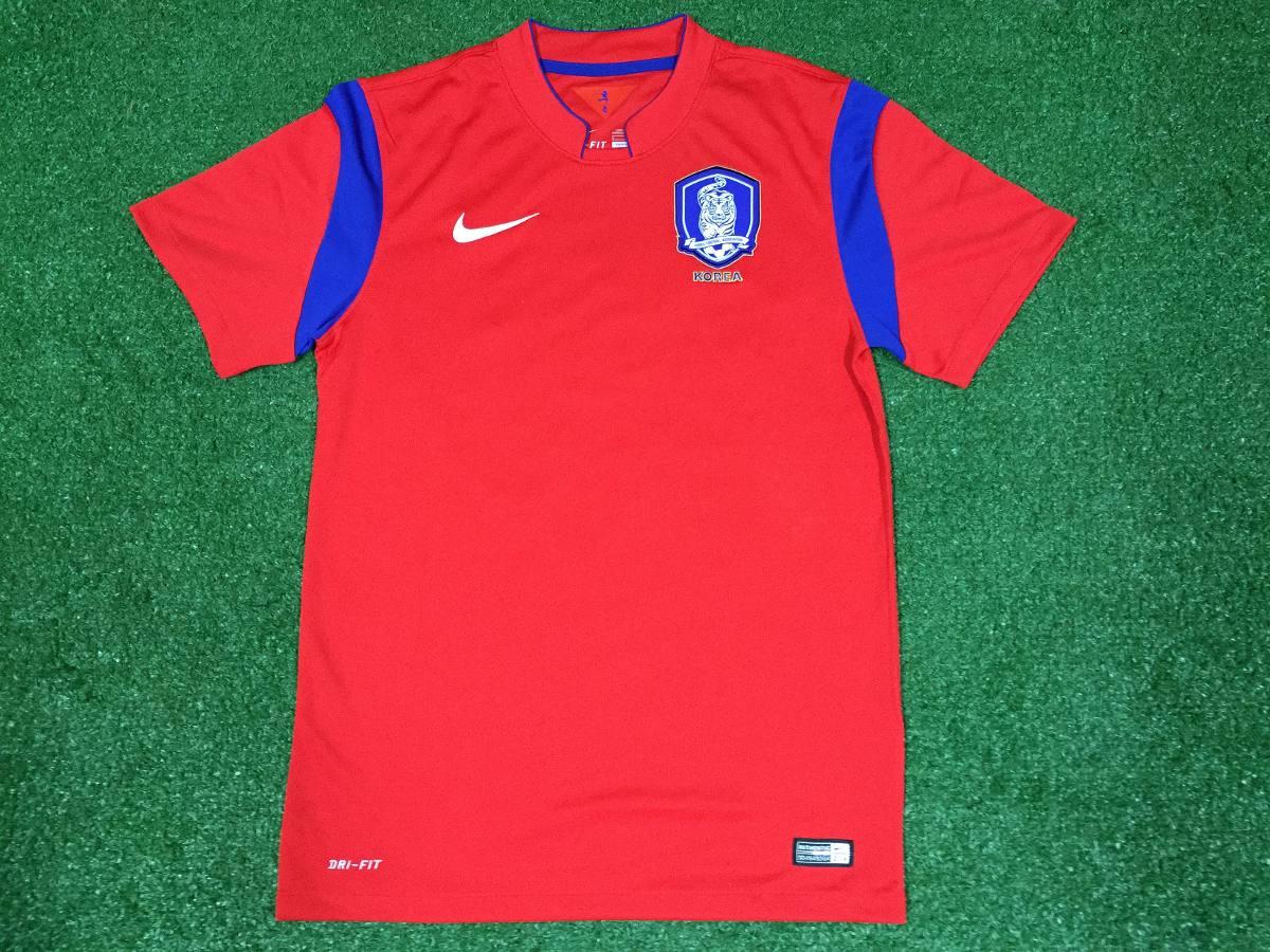 06bc4d6d80 camisa oficial coréia do sul - vermelha. Carregando zoom.