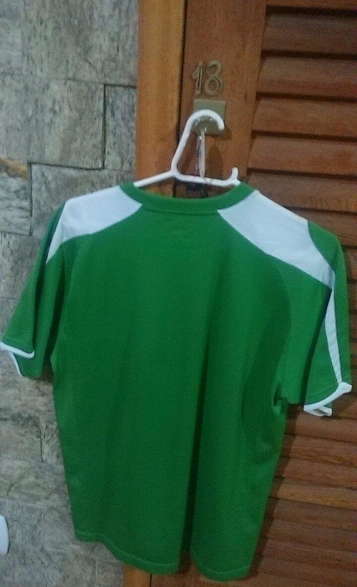 5edb43da66d1c Camisa Oficial Da Irlanda Do Norte 2010 Umbro - Aceito Troca - R ...