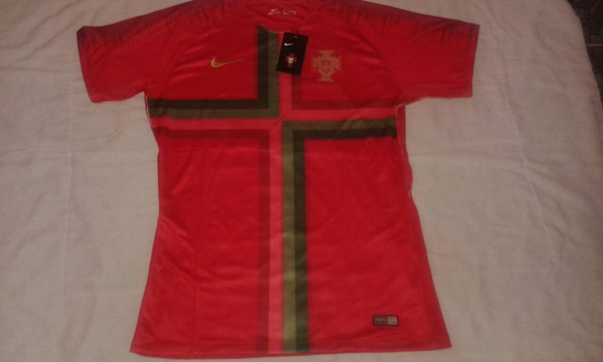 263ca548e0 camisa oficial da nike portugal copa do mundo 2018. Carregando zoom.