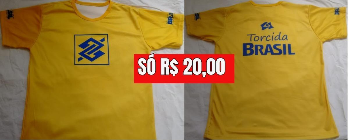 81a67579a3fd9 camisa oficial da torcida de vôlei seleção brasileira. Carregando zoom.