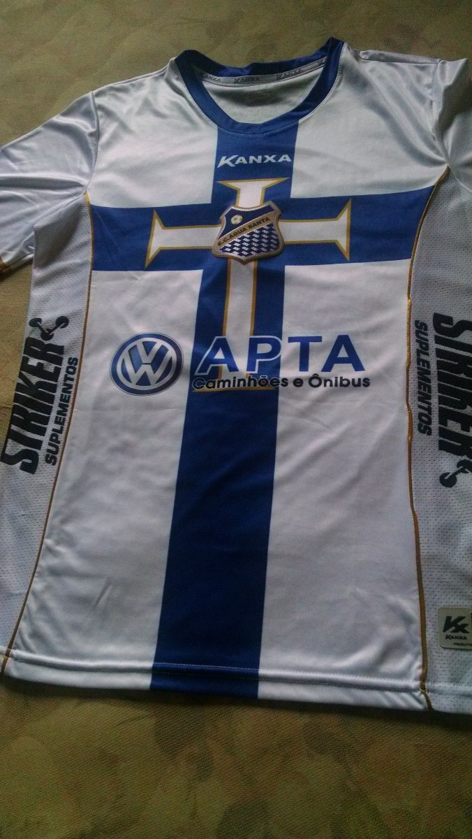 f353c27714 Camisa Oficial Do Água Santa Tam.m g R 145