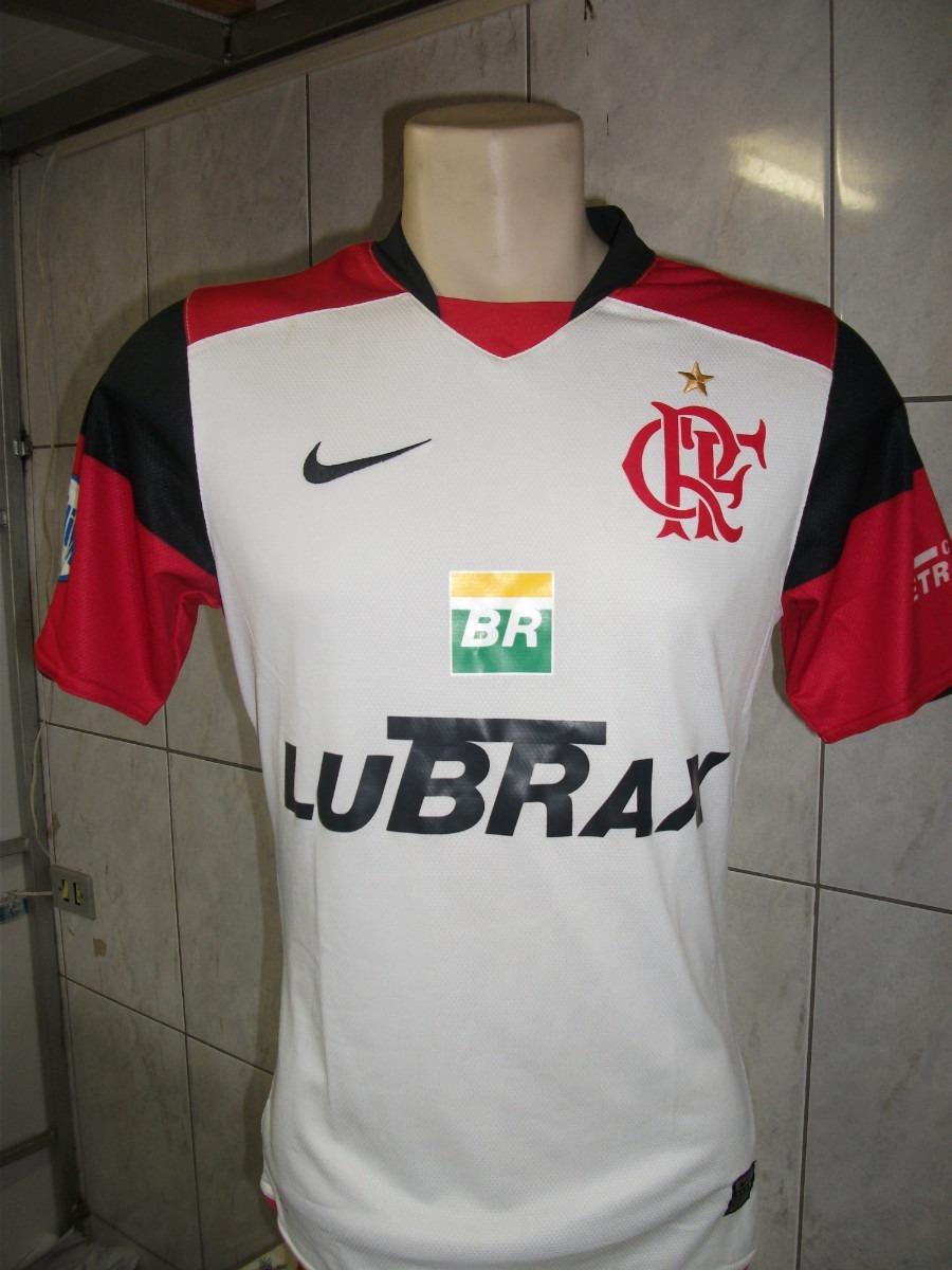 camisa oficial do flamengo branca nike 2007 2008 nova. Carregando zoom. 431b8385dd73a