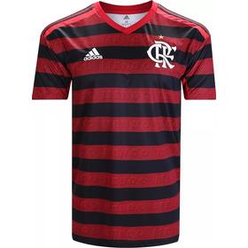 Camisa Oficial Flamengo 19/2020 - Home (personalize)