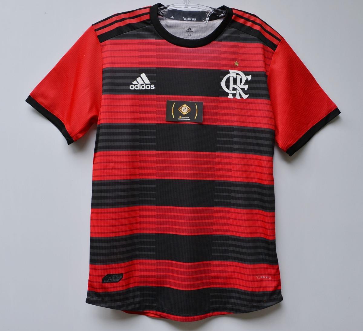 682759ee94 Camisa Oficial Flamengo Mengão Rj 2018 - Promoção + Garantia - R ...
