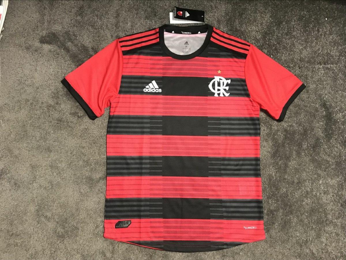 0b226dc753 camisa oficial flamengo player jogador adidas climachill. Carregando zoom.