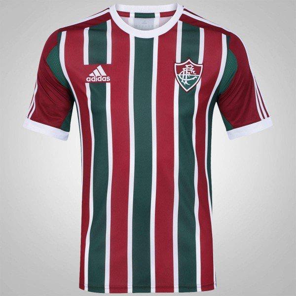 d5cf4cbc2bc7e Camisa Oficial Fluminense 2015 - R  180