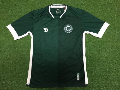 camisa oficial goiás - modelo 1 - verde