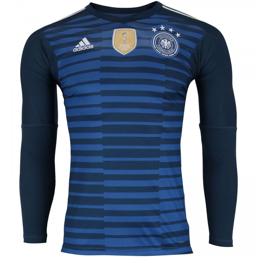 Camisa Oficial Goleiro Alemanha adidas Br7831 - R  199 102a9eecb3f61