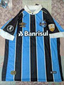 5d4fe148844b6 Camisa Gremio Patch Libertadores - Camisas de Futebol Club nacional para  Masculino Grêmio com Ofertas Incríveis no Mercado Livre Brasil