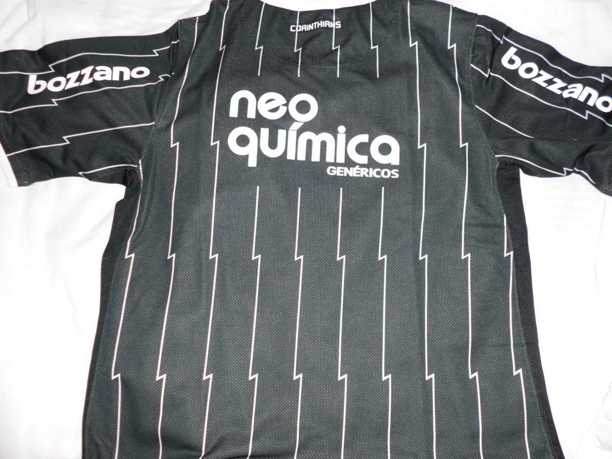 4997d974d8 camisa oficial infantil nike corinthians 2 - 2011. Carregando zoom.