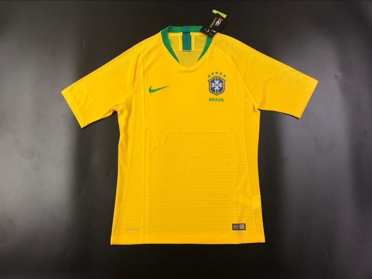 ca1cfa621be20 camisa oficial jogador copa 2018 seleção brasileira. Carregando zoom.