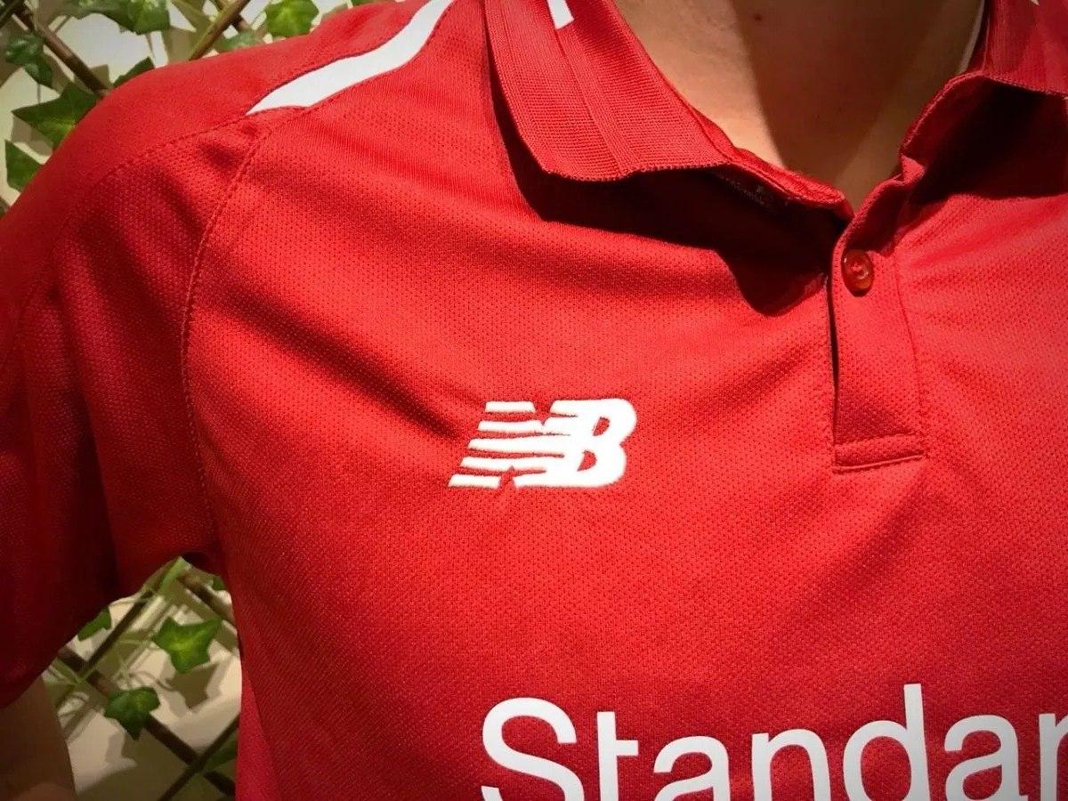 camisa oficial liverpool 2018-19 vermelha mega oferta. Carregando zoom. 2d7e8956381d9