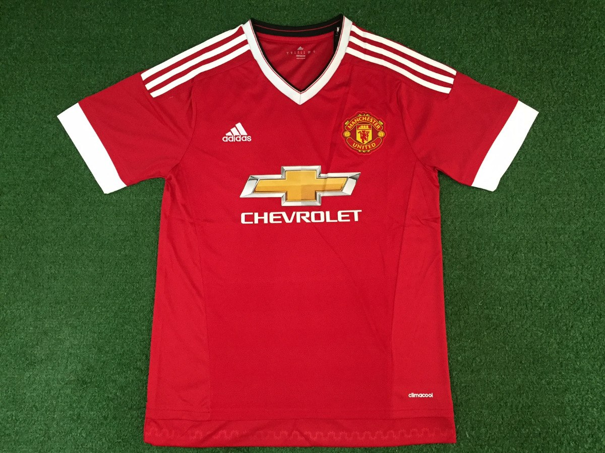Camisa Oficial Manchester United