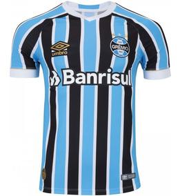 f68f67e155 Camisa Gremio Brecho Do Futebol no Mercado Livre Brasil