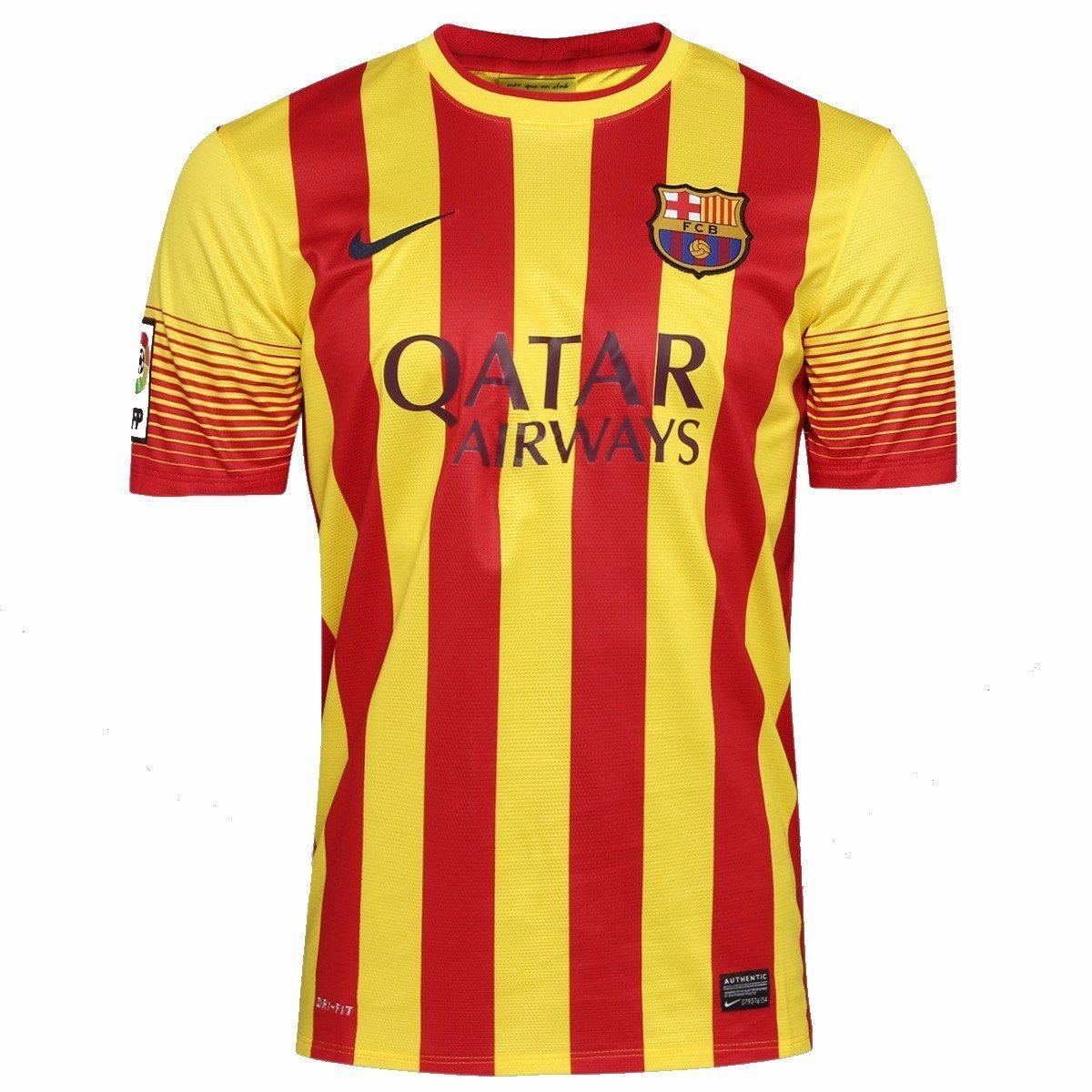 camisa oficial nike barcelona jogo dri fit original 1magnus. Carregando  zoom. 9422b051e30ee