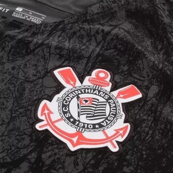 Camisa Oficial Nike Corinthians 2018 Torcedor Masculina - R  142 f354d87a33041
