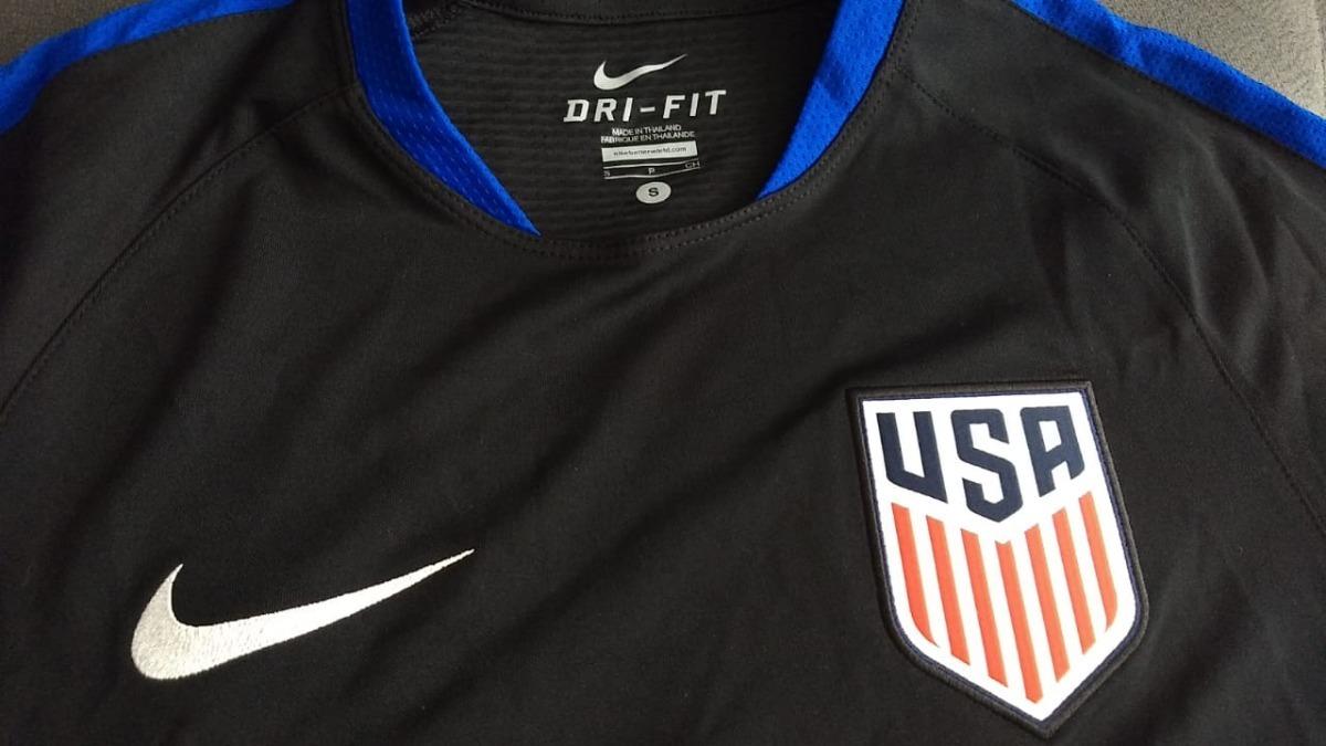 4ceca14ecb817 camisa oficial nike da seleção americana usa modelo jogador. Carregando  zoom.