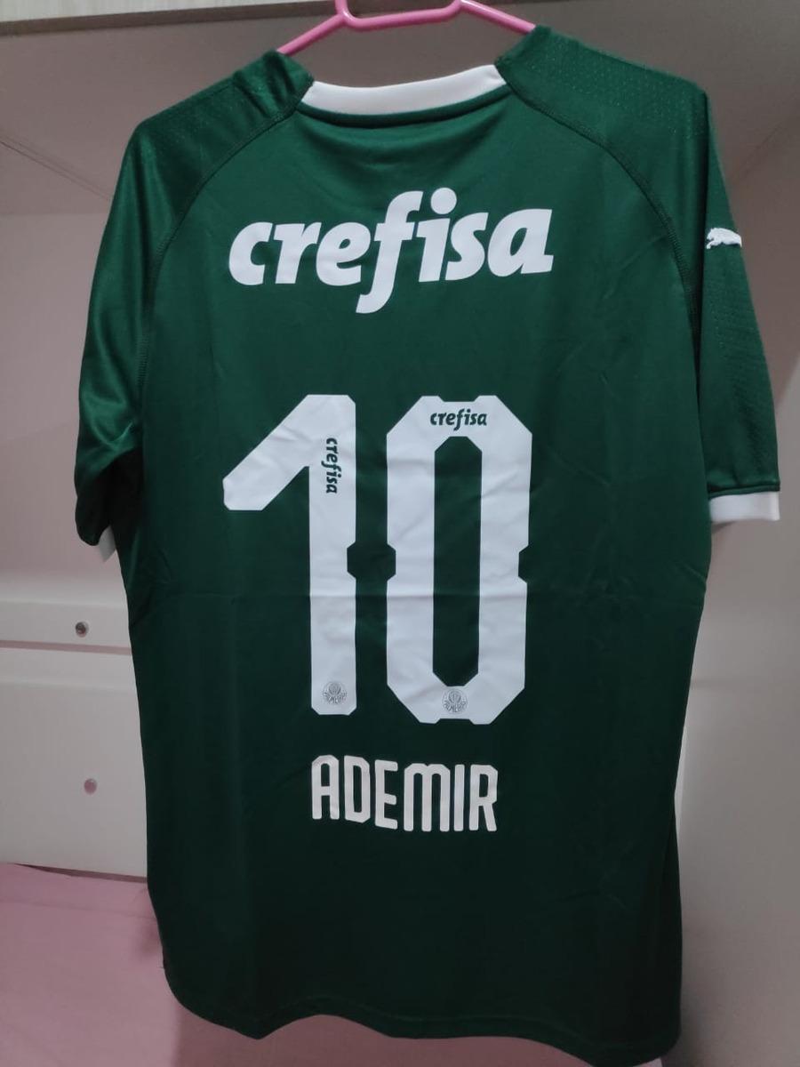 Camisa Oficial Palmeiras Puma (escolha Sua Personalização) - R  159 ... 5918409176073