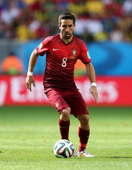 c90dd1b466 Camisa Oficial Portugal Copa Do Mundo 2014 Nº8 M J. Moutinho - R ...