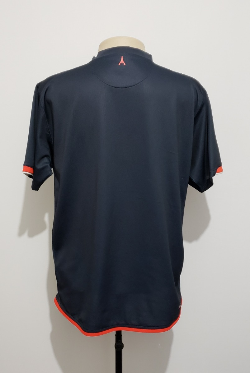 10b39324 camisa oficial psg paris saint-germain frança 2006 home nike. Carregando  zoom.
