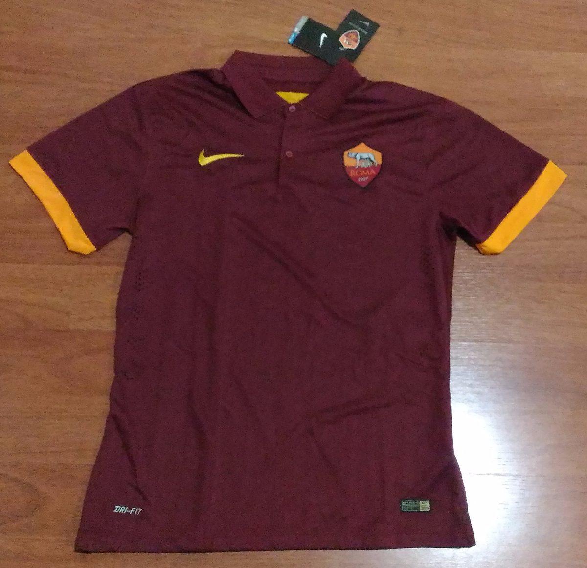 7cb8080808f26 Camisa Oficial Roma (itália) 2014 15 Tam. Xg Pjanic Nº 15 - R  95