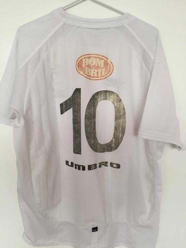 camisa oficial santos fc 2002. Carregando zoom. 0536da66c1af5
