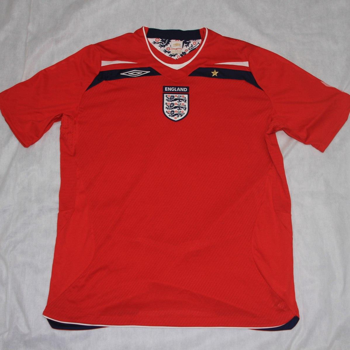 camisa oficial seleção da inglaterra - importada. Carregando zoom. 87040ce7f35f8