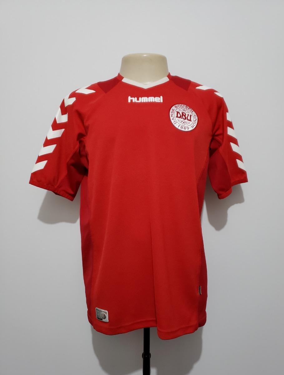 772d0f9c828de camisa oficial seleção dinamarca 2003 home hummel tam m rara. Carregando  zoom.