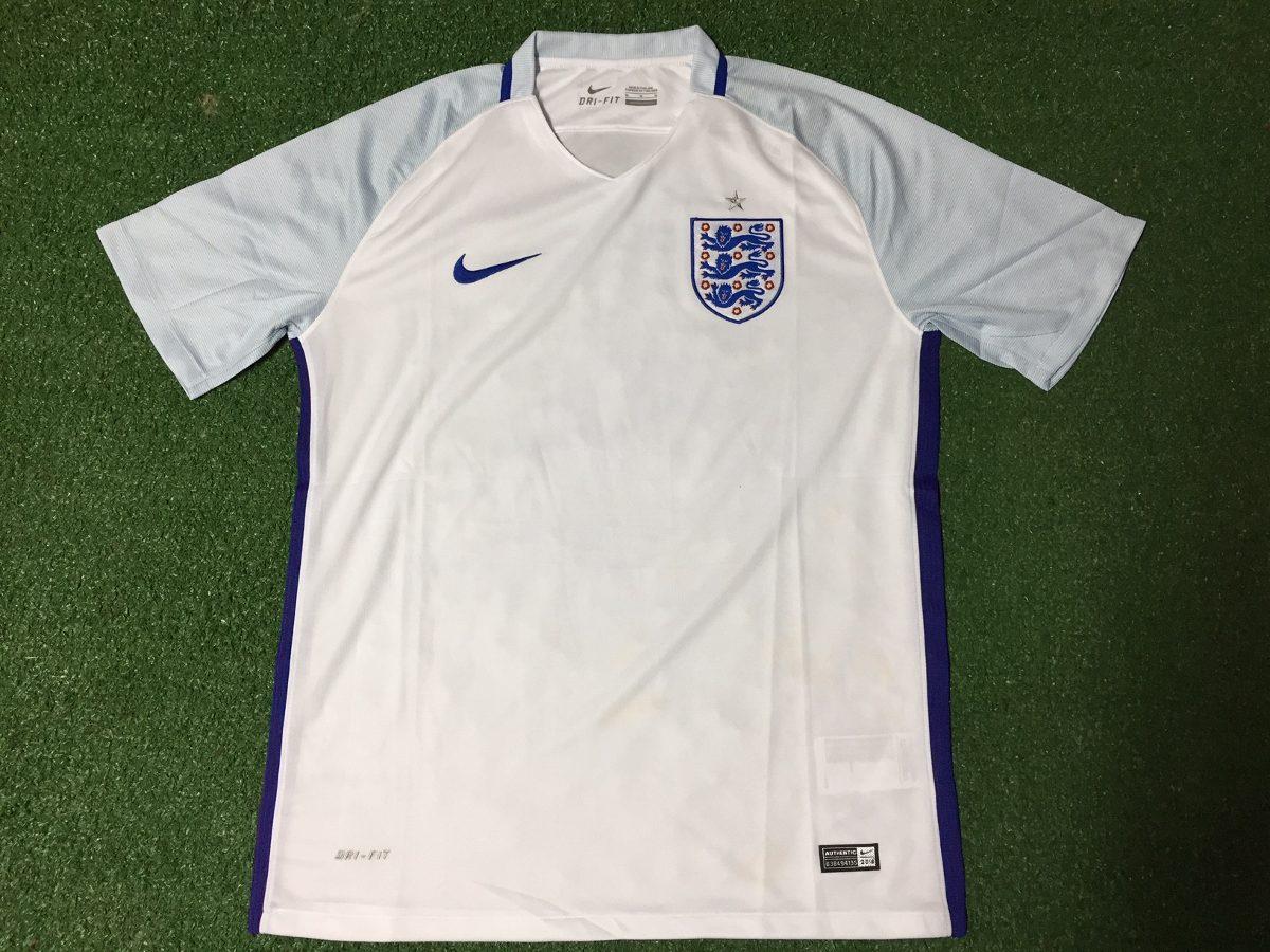 1a781da218 camisa oficial seleção inglaterra - modelo i - branca. Carregando zoom.