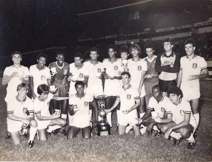 Camisa Olaria, Histórica Da Conquista Taça De Bronze 1981! - R ...