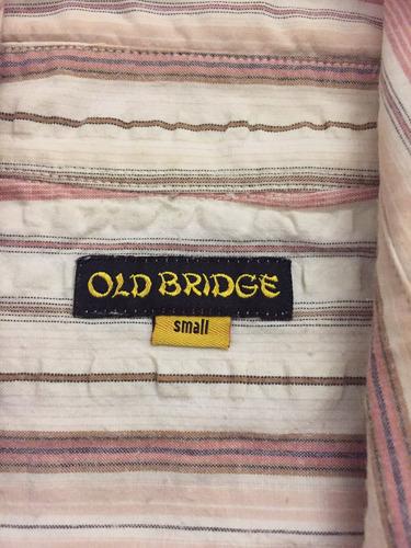 camisa old bridge