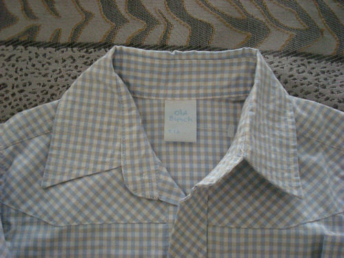 camisa old bunch
