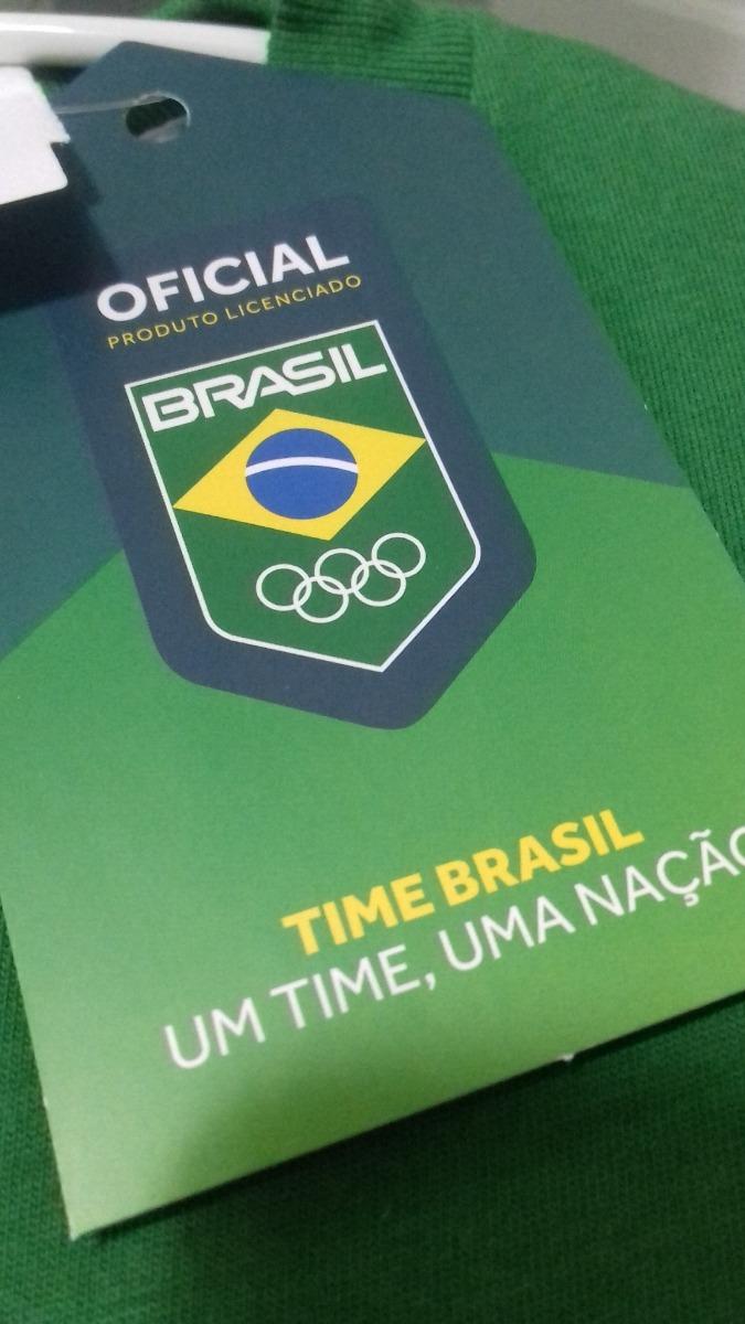 6aa1ffcf47b4a camisa olimpiadas rio 2016 time brasil seleção time brasil. Carregando zoom.