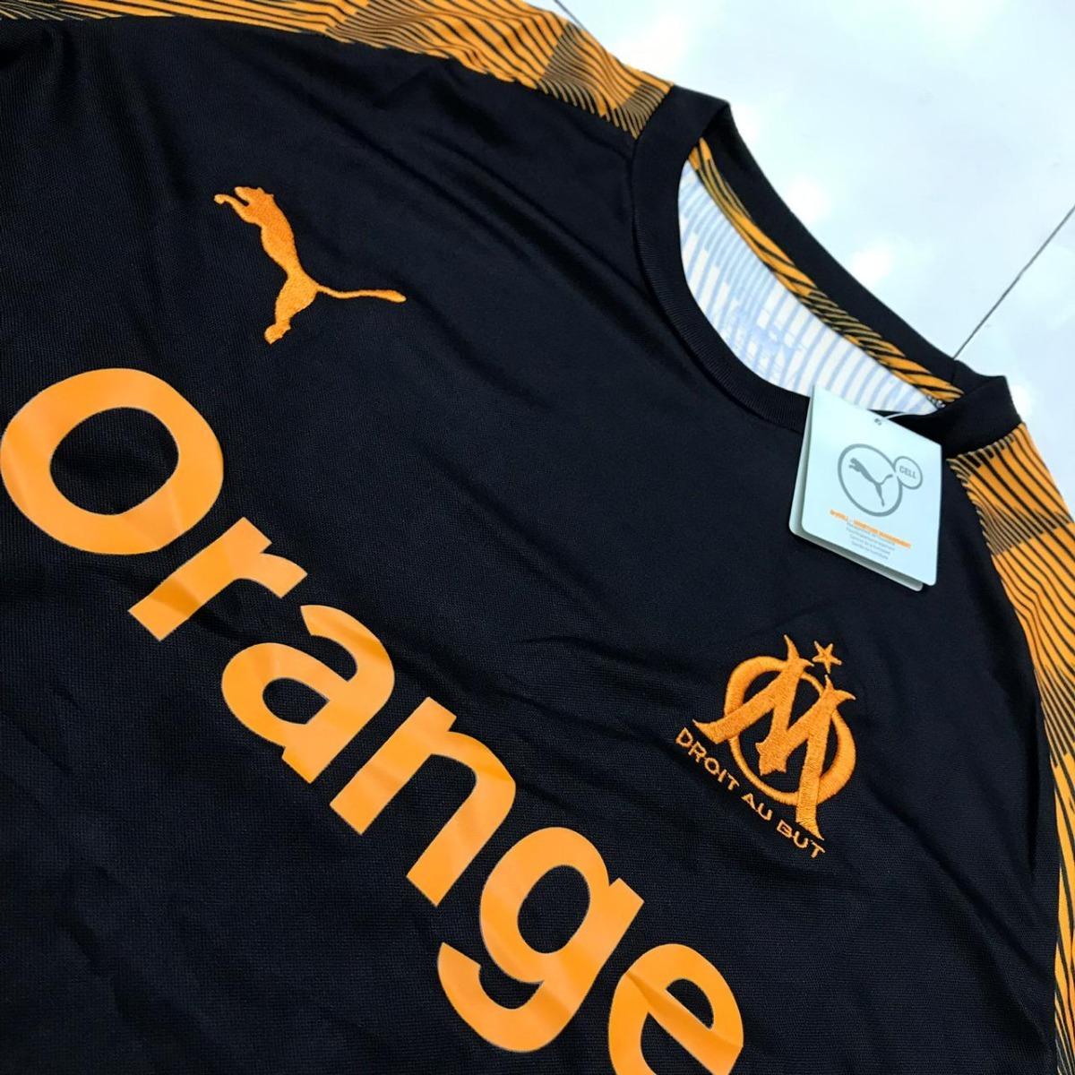 2625a4ff0 camisa olympique de marseille 2019 !!!!frete gratis. Carregando zoom.