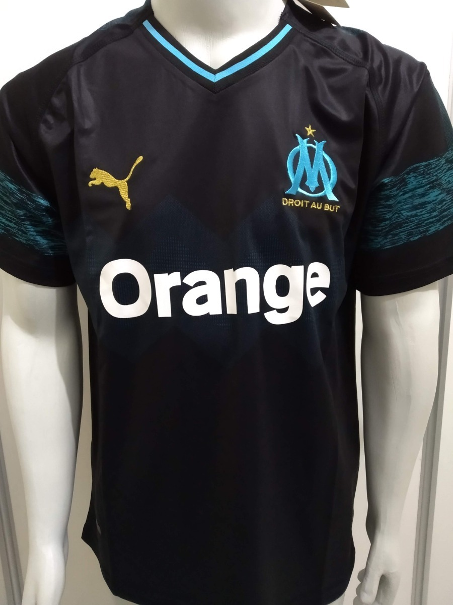 17051d9c3 Camisa Olympique De Marseille Away18 19 Puma - Oficial - R  160